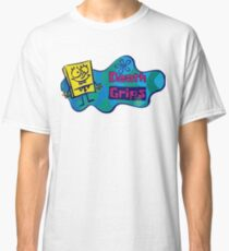 Camiseta clásica apretones de muerte