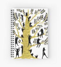 Climbers Spiral Notebook