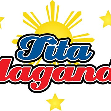 Filipino Design | Tita Maganda by OhBoyLoveIt