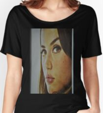 the Look Women's Relaxed Fit T-Shirt