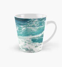 Blue Ocean Waves  Tall Mug
