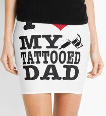 Dad Loves Mini Skirt Pic