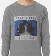 Waxahatchee - cerulan salt vinyl LP sleeve art fan art Lightweight Sweatshirt