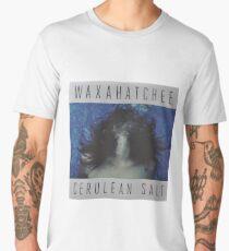 Waxahatchee - cerulan salt vinyl LP sleeve art fan art Men's Premium T-Shirt