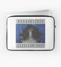 Waxahatchee - cerulan salt vinyl LP sleeve art fan art Laptop Sleeve