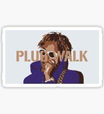 Plug Walk - Rich the Kid Sticker