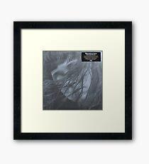 Waxahatchee - out in the storm vinyl LP sleeve art fan art Framed Print
