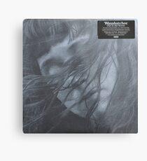 Waxahatchee - out in the storm vinyl LP sleeve art fan art Metal Print