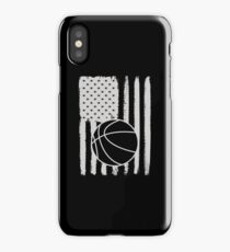 Funny Basketball Player Apparel iPhone Case