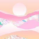 Sunrise Swirls by Okti W.