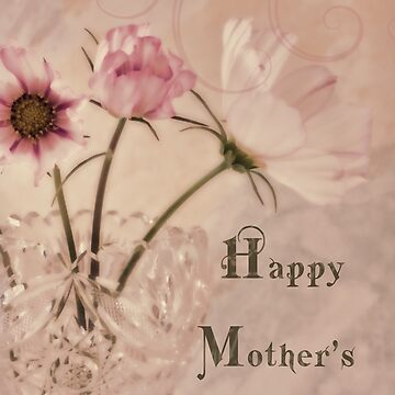 Happy Mother's Day - Cosmos by SandraFoster