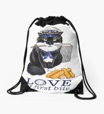 Captain Roxy - Version 2 Drawstring Bag