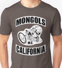Mongols MC Motorcycle Club T-Shirt