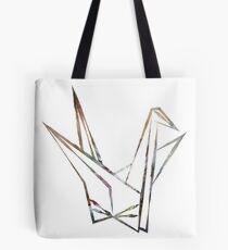 Peace Crane Tote Bag