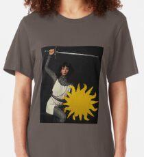 Kate Bush Knight Slim Fit T-Shirt