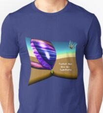 Feather Man - Super hero Unisex T-Shirt