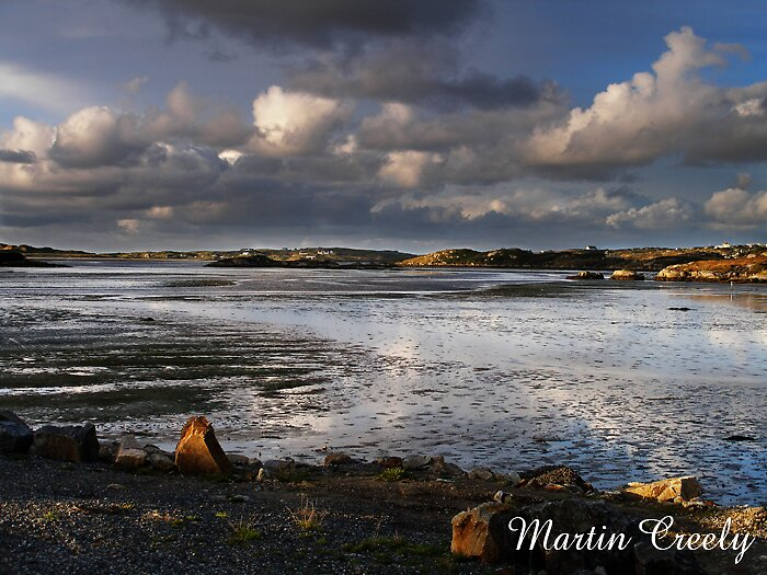 Donegal Bay by Martin Creely