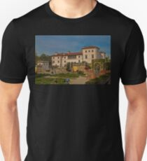 USA. Florida. Miami.  Vizcaya Museum and Gardens. Unisex T-Shirt