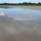 Beached Clouds by Violette Grosse