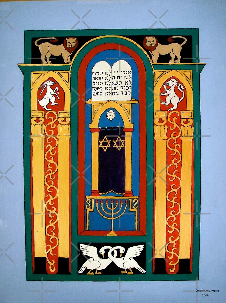 Ten Commandments by Shulie1