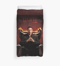 Lucifer Morningstar Duvet Cover