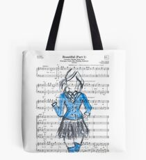 Veronica, Heathers, Beautiful, Heathers the Musical Tote Bag