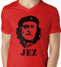Jeremy Corbyn - Jez Men's V-Neck T-Shirt