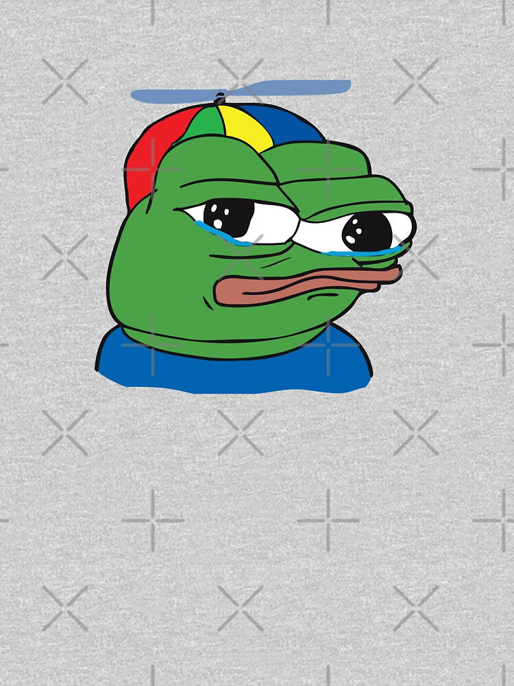Apu Apustaja PepeTheFrog The Helper Hat Sad crying pepe Kekistan wall eyed pepe HD HIGH QUALITY ONLINE STORE by iresist