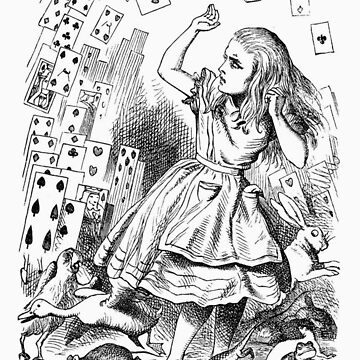 Alice & Friends by DavidTribby