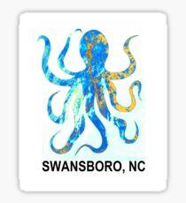 Octopus (Swansboro, NC) Sticker