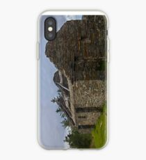 Stonework of a ruin iPhone Case