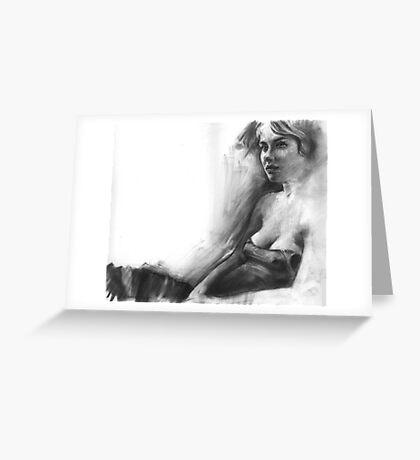 Joanna Greeting Card