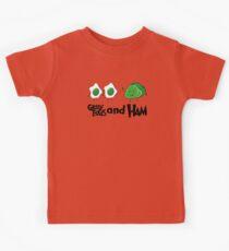 Green Eggs and Ham T-shirt Kids Tee