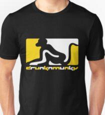 Drunk n Monkey Unisex T-Shirt