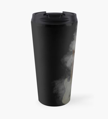 guitar smoke Travel Mug
