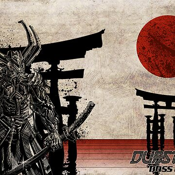 DnB Samurai by Evmo