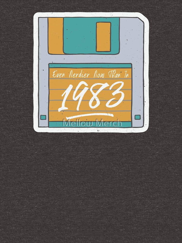 80s Class Reunion Nerd 1983 by MellowMerch