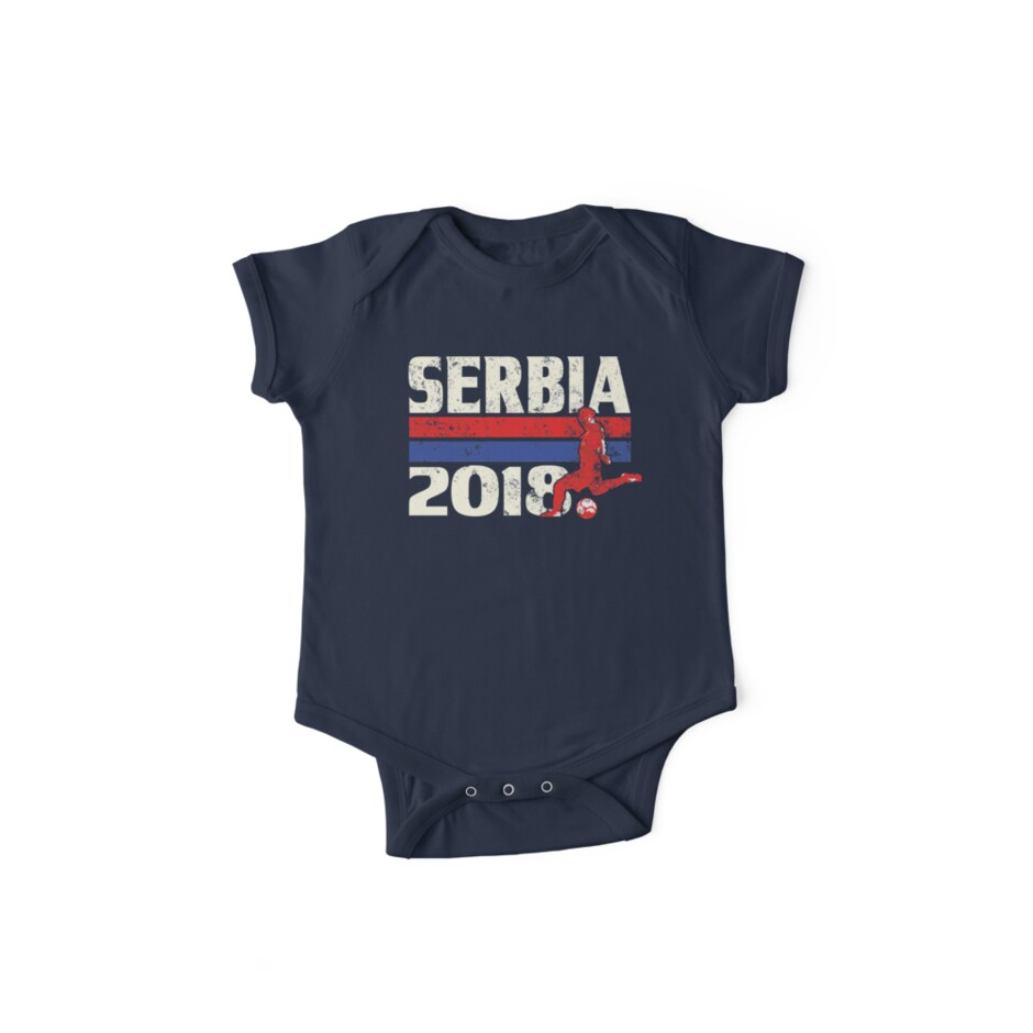 78429a8a039 Serbia Soccer 2018 for World Cup in Russia 2018
