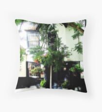 The Bell, Molesey ! Throw Pillow