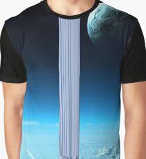 Polnareff's hair Graphic T-Shirt