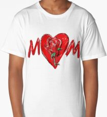 Mother's Day Gifts  Long T-Shirt