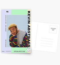rapper cards: young KA Postcards