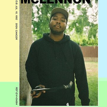 rapper cards: dom mclennon by based-figaro