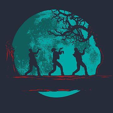 Thriller Moonwalk by Daletheskater