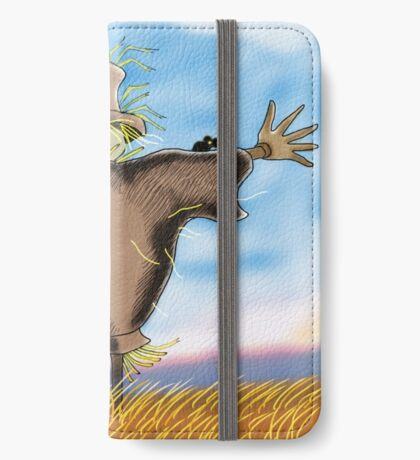 The Scarecrow version 2 iPhone Wallet