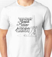 Farcical Aquatic Ceremony Unisex T-Shirt