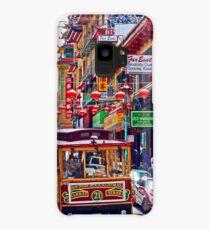 Chinatown Streetcar Case/Skin for Samsung Galaxy