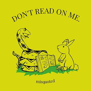 Don't Read on Me by TheHaloEquation