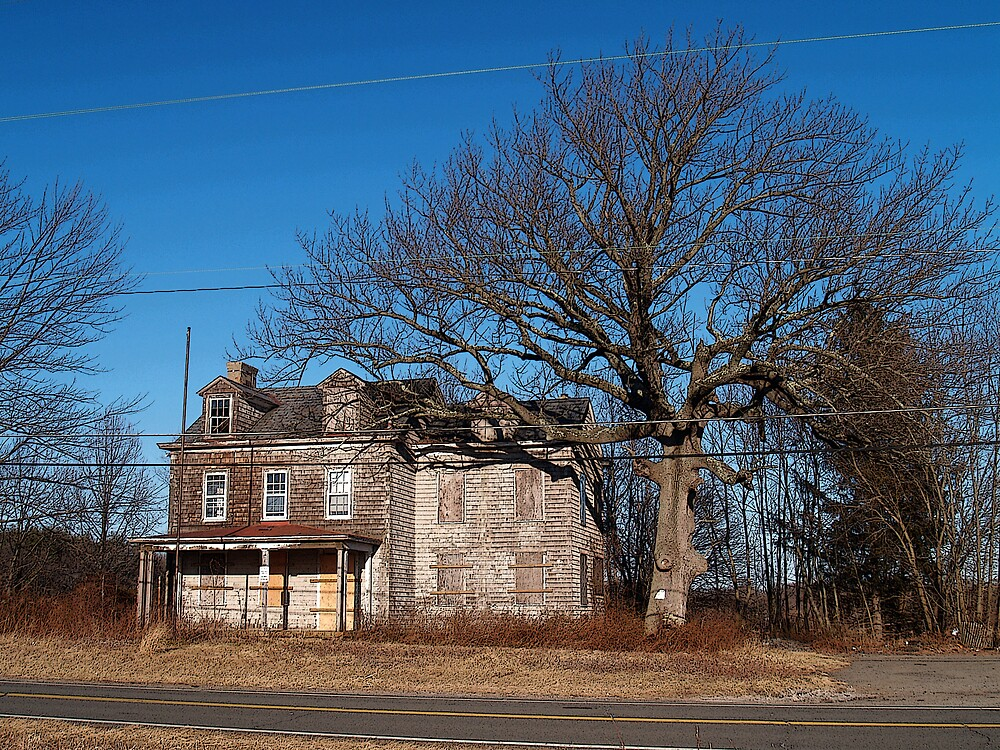 Old Monroe Township Police Station by BuddyD