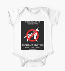 Blade Runner Ghostbuster spoof Kids Clothes